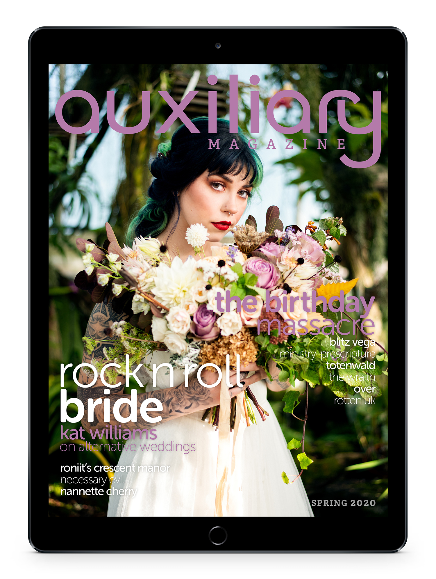 Auxiliary Magazine Spring 2020 Digital Edition