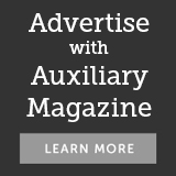 Advertise with Auxiliary Magazine