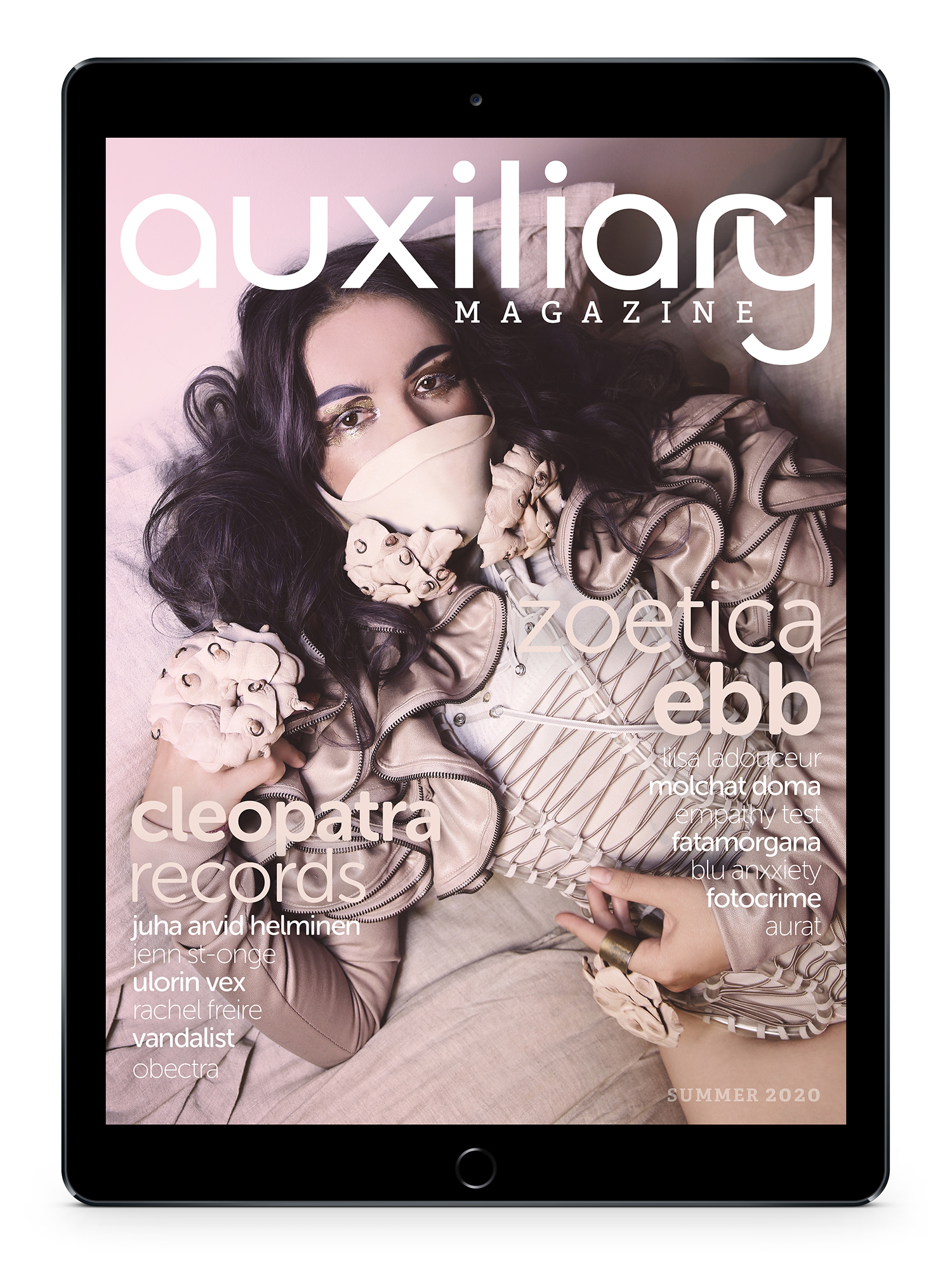 Auxiliary Magazine Summer 2020 Digital Issue