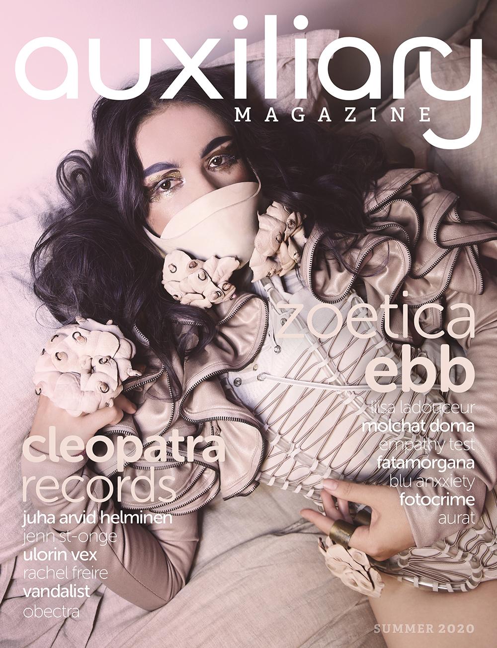 Auxiliary Magazine Summer 2020 Issue