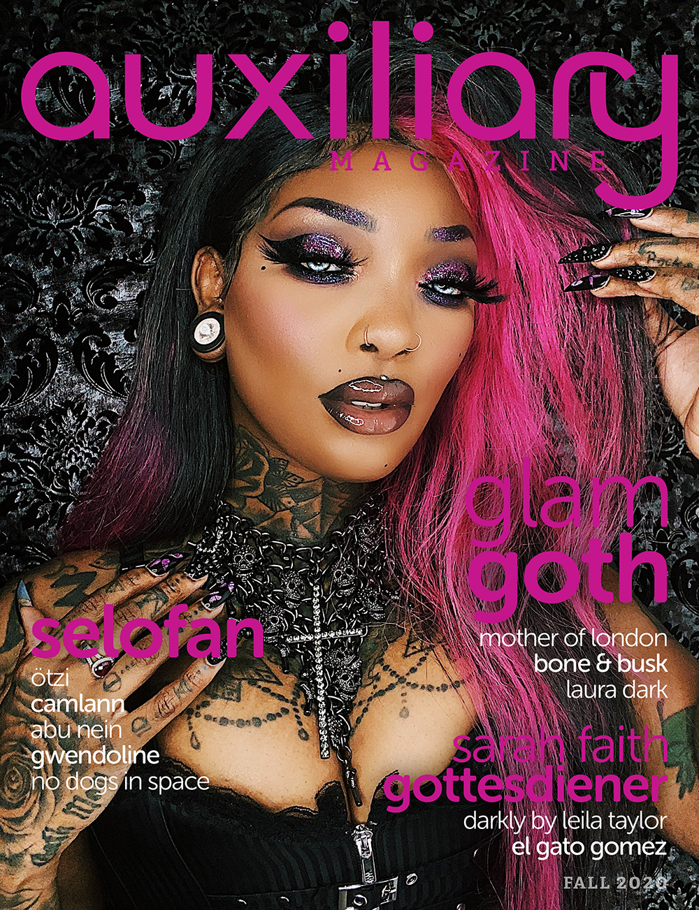 Auxiliary Magazine Fall 2020 Issue