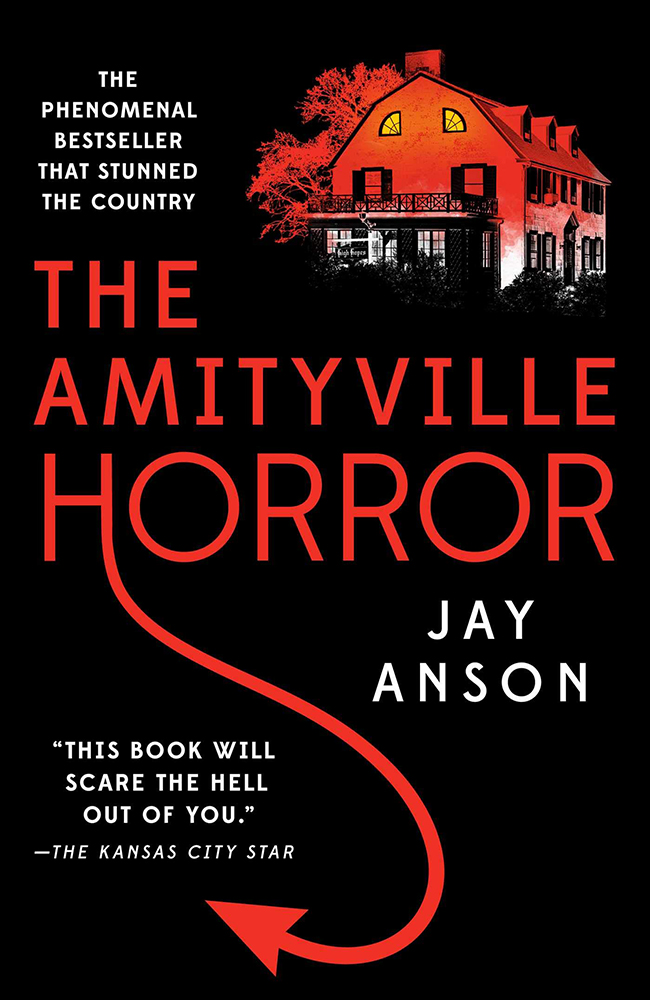 AuxiliaryHalloween Reading List Amityville Horror