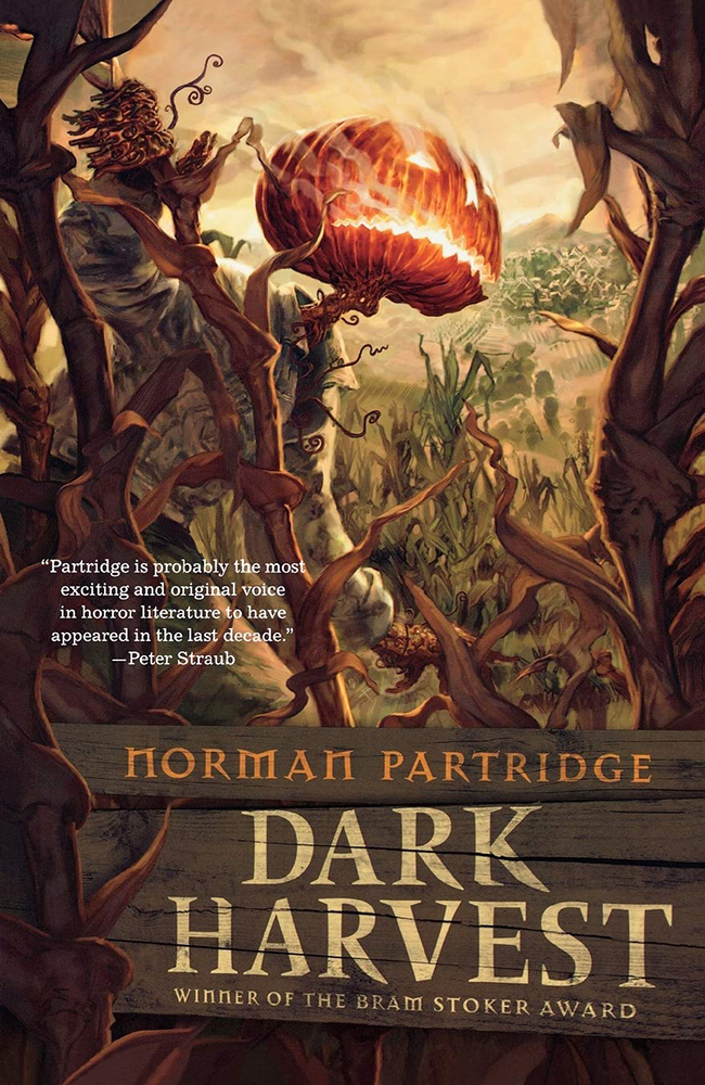 Halloween Reading List Dark Harvest