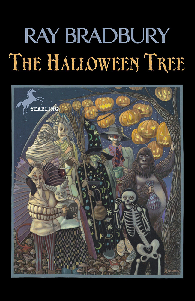 Auxiliary Halloween Reading List Halloween Tree