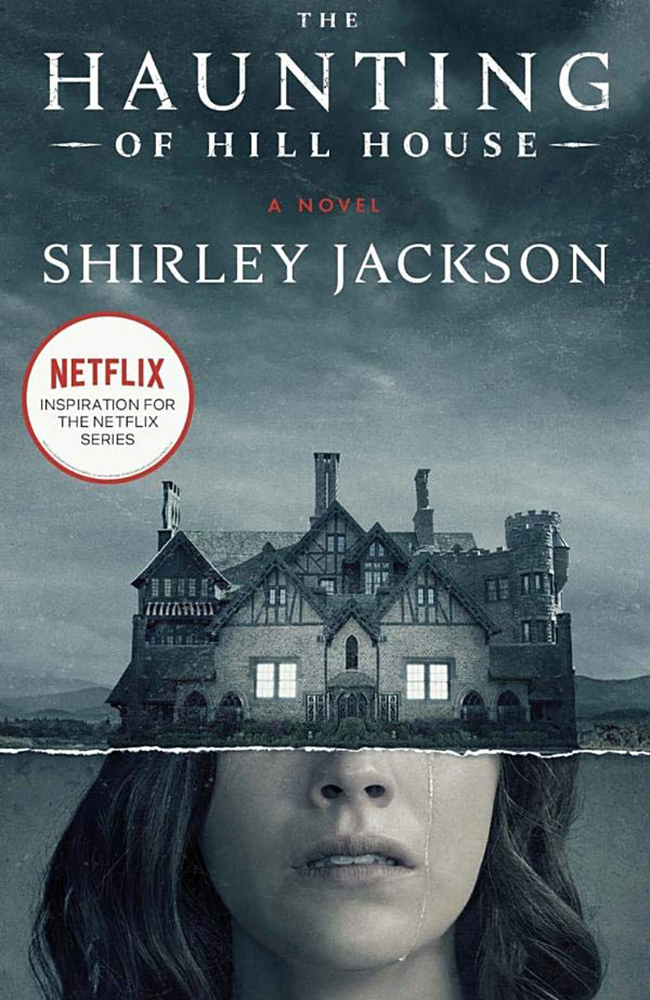 Halloween Reading List Haunting of Hill House