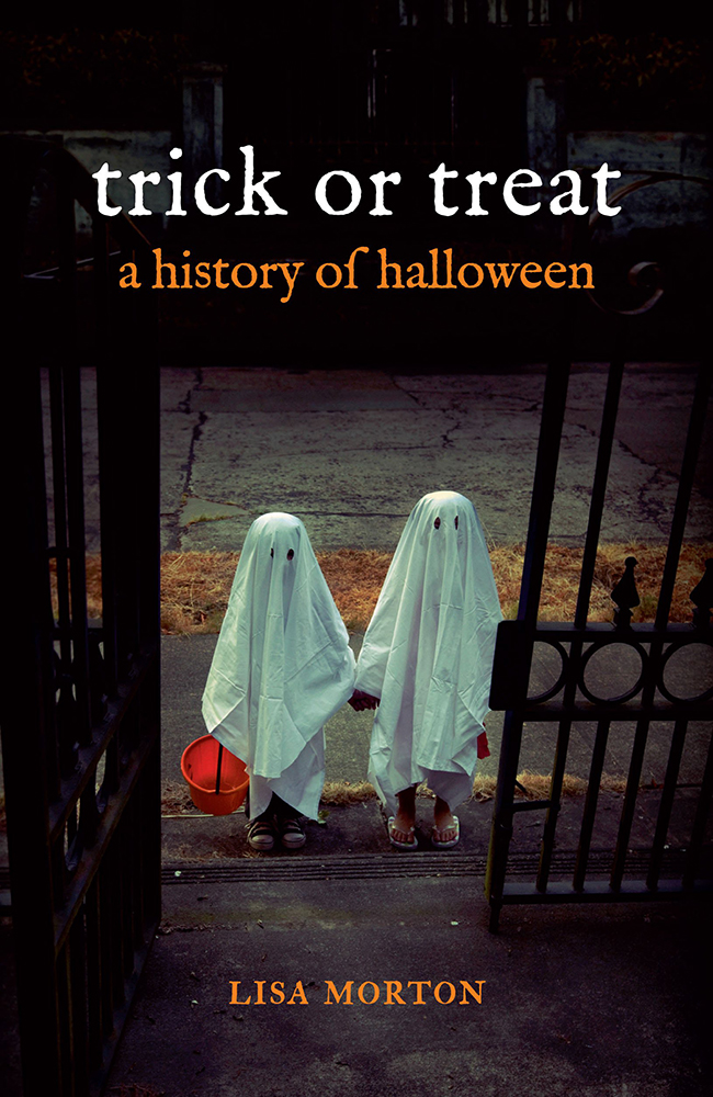 Halloween Reading List Trick or Treat Lisa Morton