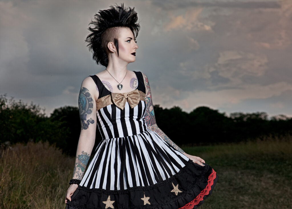 Auxiliary Goth Fashion Blogs List