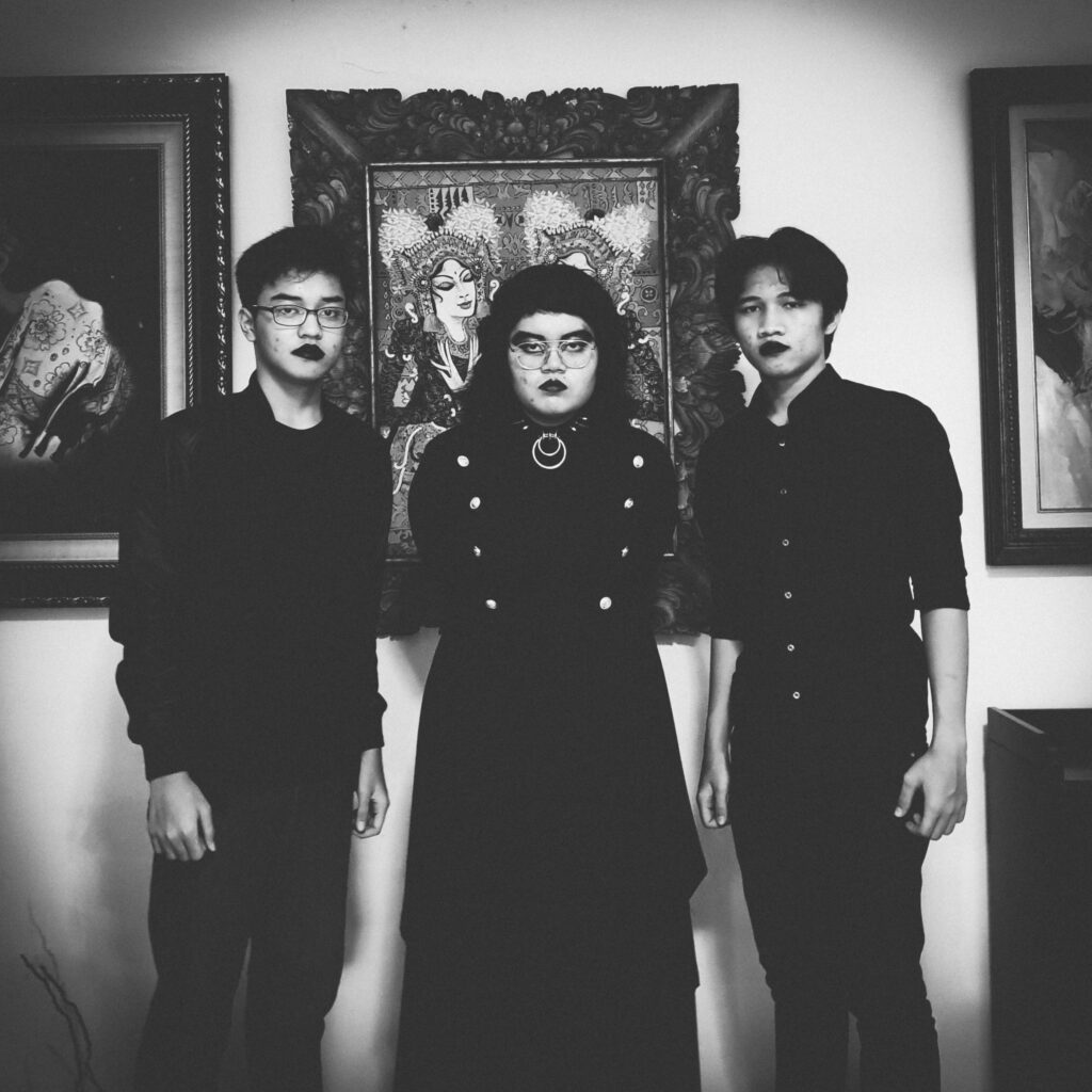 Jakarta-based post-punk band Camlann