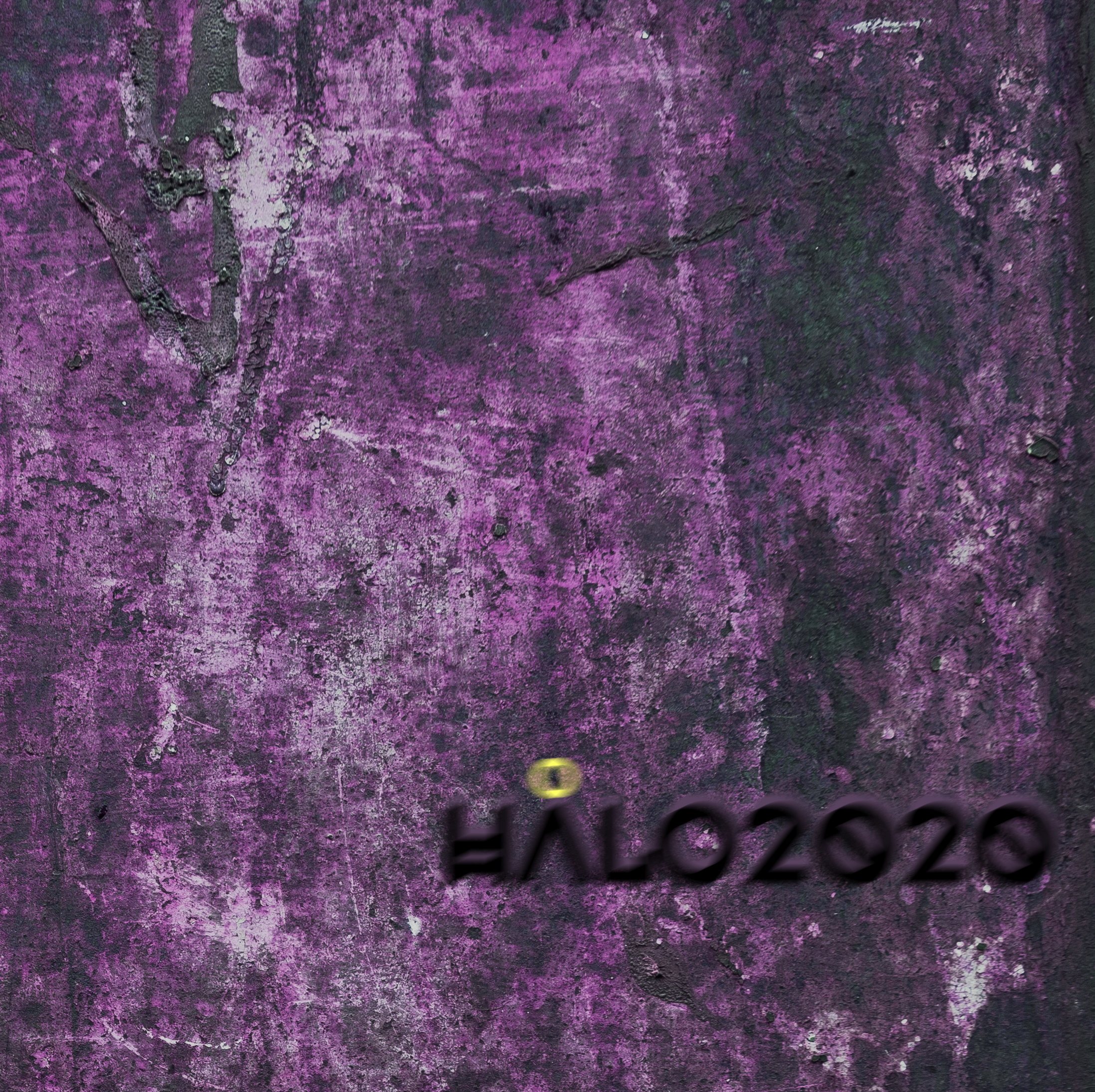 HaLO 2020 album cover