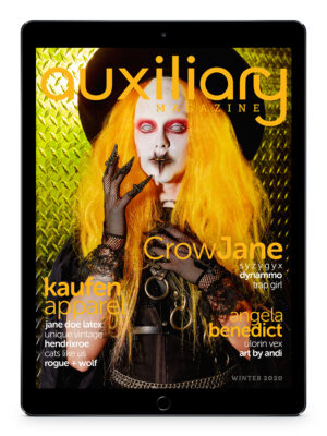 Auxiliary Magazine Winter 2020 Digital Issue