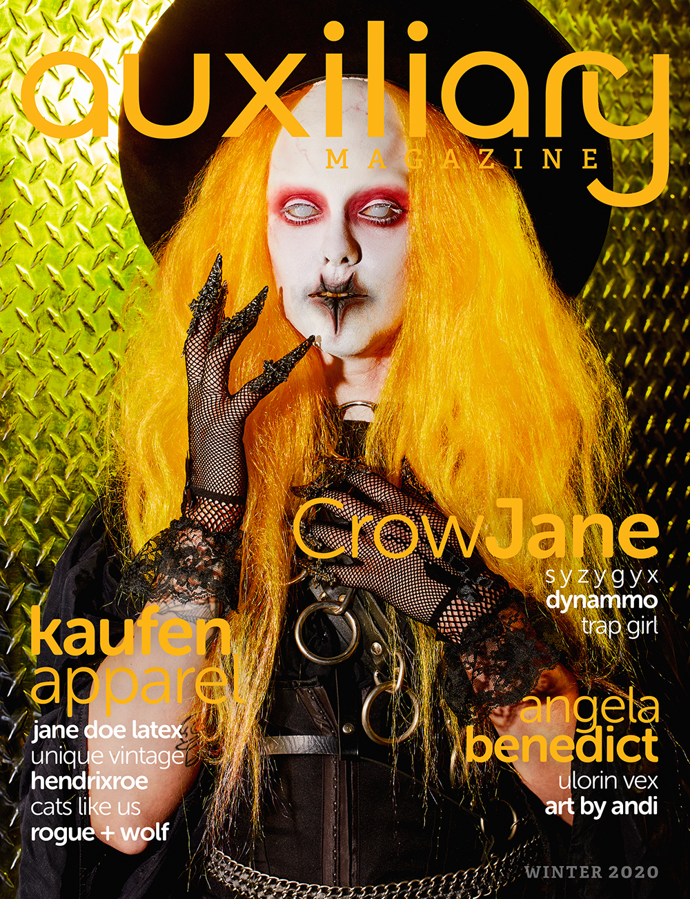 Auxiliary Magazine Winter 2020 Issue