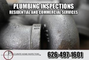 Residential Plumbing Inspection Orange County