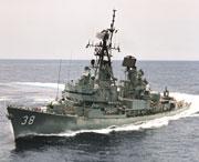HMAS Perth DDG-38