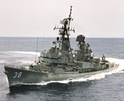 HMAS Perth DDG-38