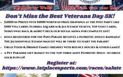 Salute Veterans Run 5k 2019