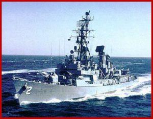 USS Charles F Adams