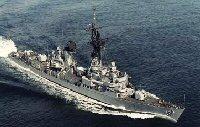 USS Claude V. Rickets.image