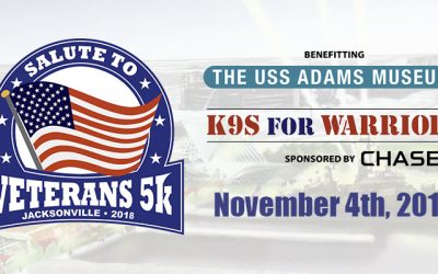Salute to Veterans 5K