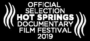 The Dog Doc at Hot Springs Documentary Film Festival 2019