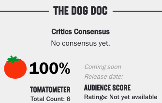 The Dog Doc - Rotten Tomatoes Review