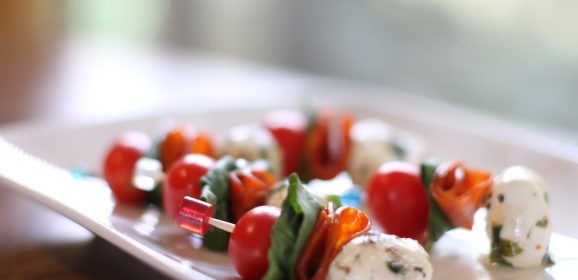 Festive Holiday Appetizers!