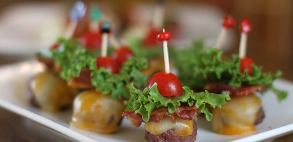 More Festive Holiday Appetizers!
