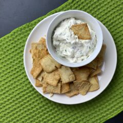 Super Bowl  Bacon- Mascarpone Party Dip!