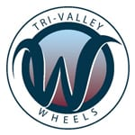 The Tri-Valley Wheels logo.