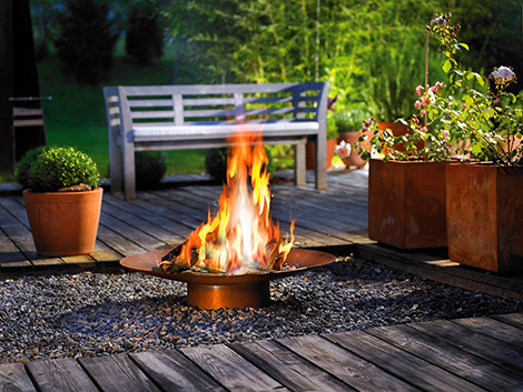 Fire-Wise Landscaping Tips