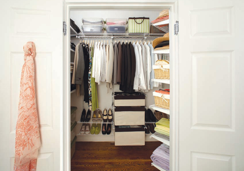 5 Ways to Make Room for Your Fall Clothes