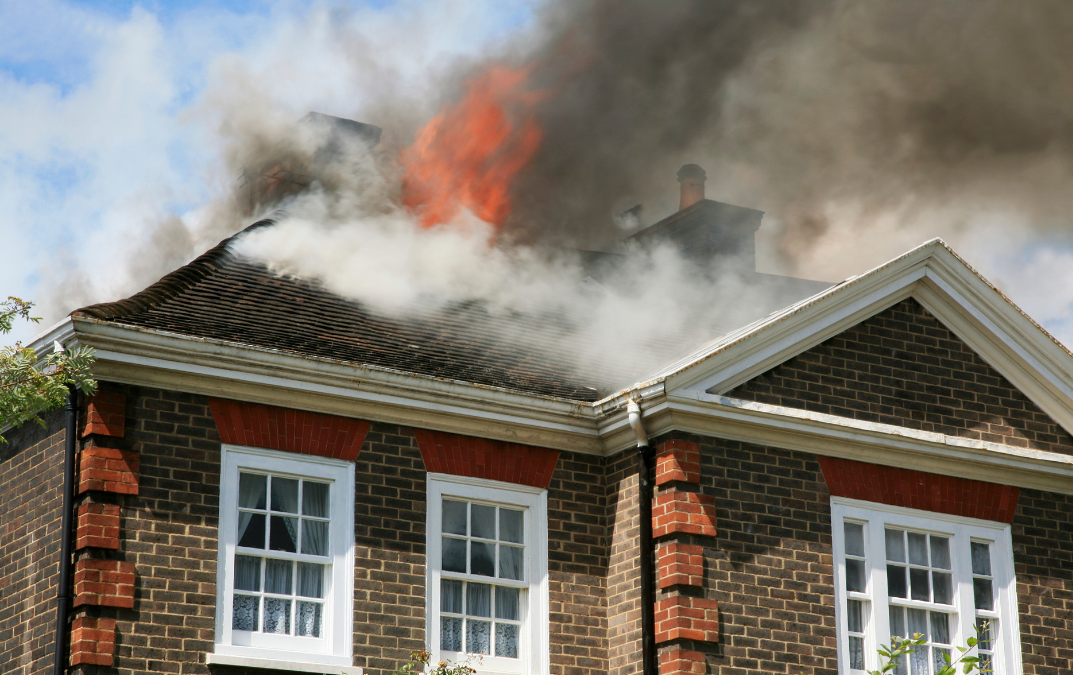 8 Bad Habits That Could Lead to a House Fire