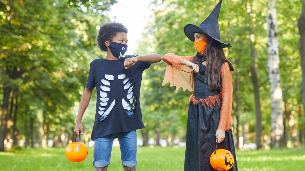 Safety tips for Halloween 2020