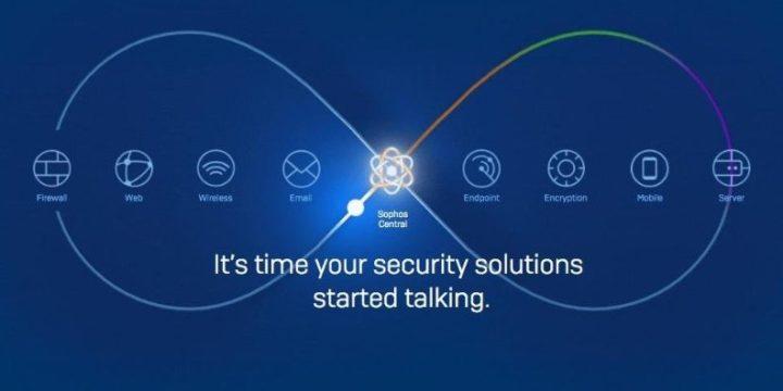 Sophos synchronozed security