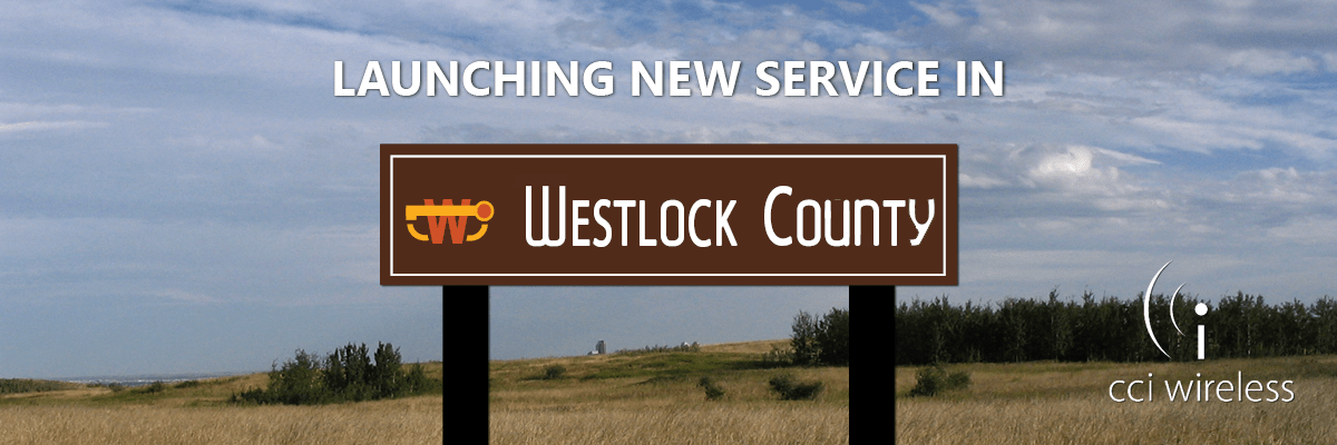 New Coverage in Westlock