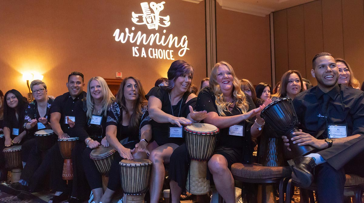 How Drum Cafe North America Programs Aid in Your Team's Professional Development