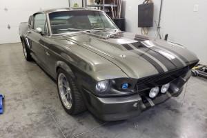 67 Mustang Fastback Eleanor