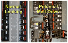 These Breakers have been outlawed since 1989! This is a Federal Pacific Panel and should be replaced ASAP!  It holds the record for causing the most fires  killing the most people!
