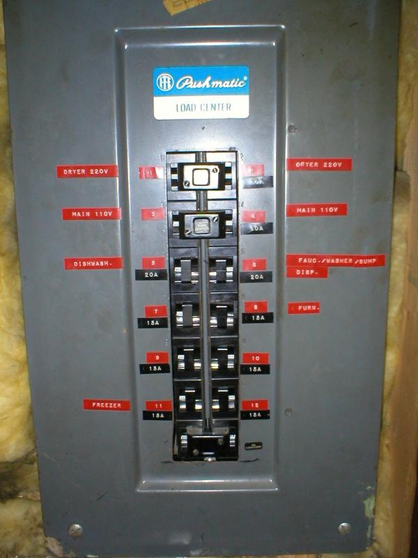 This panel is older than I am, do you really want your life to depend on it?