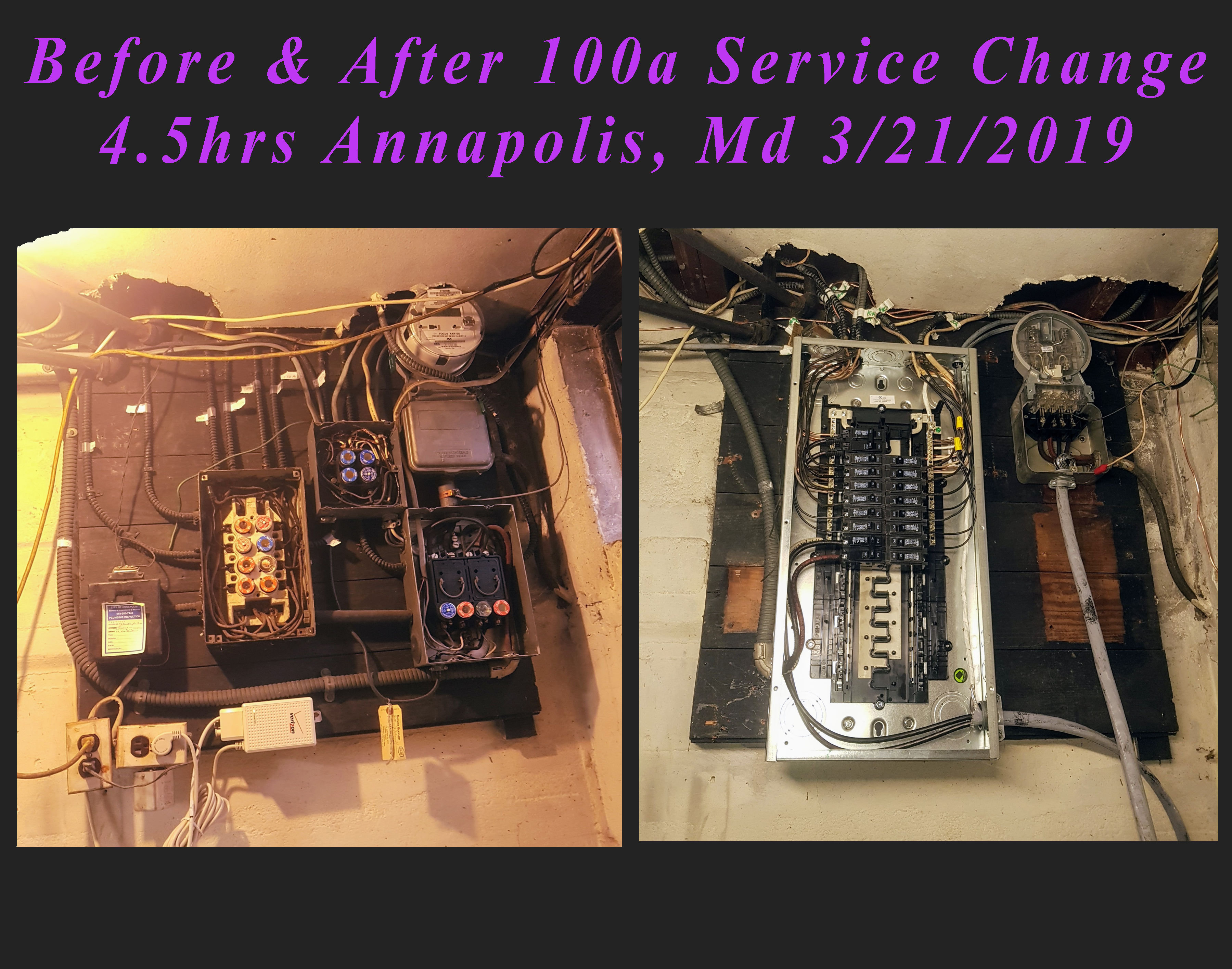 Before & After 100a