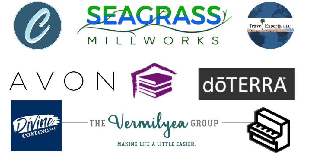 Image of Sponsors who support Learn Together Lowcountry homeschool co-op in Bluffton SC