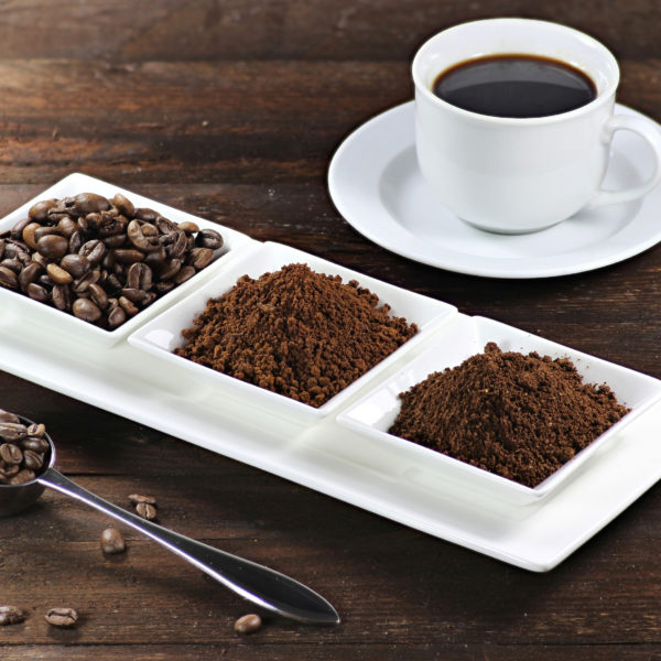 Coffee Cupping Place Setting