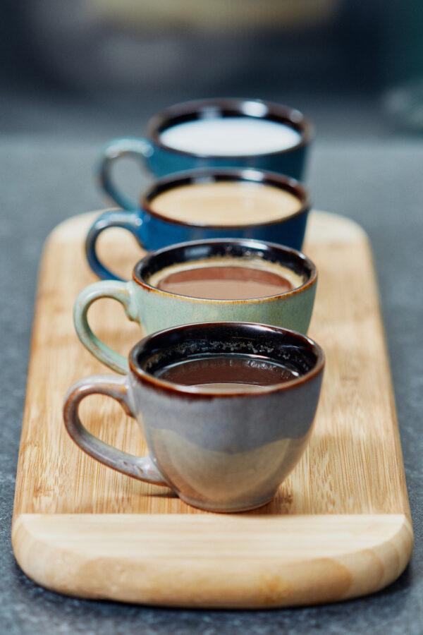 Coffee Flight of Four