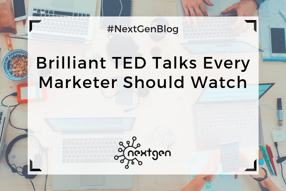Brilliant TED Talks Every Marketer Should Watch