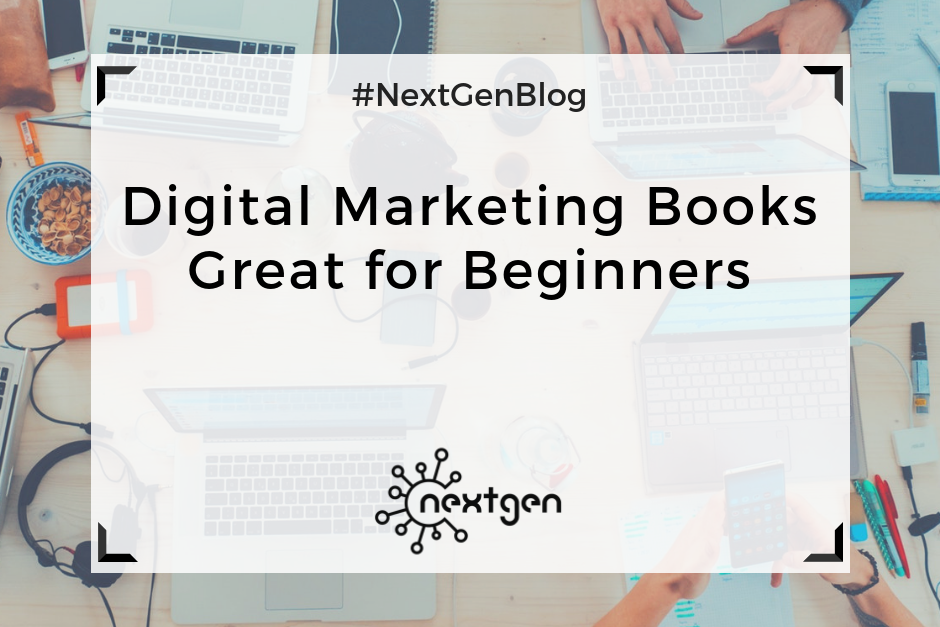 Digital Marketing Books Great for Beginners