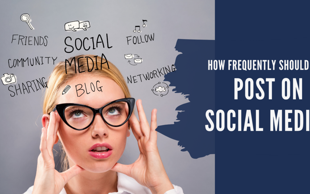 Posting Frequency Recommendations For Social Media