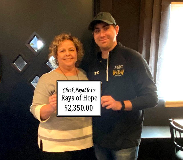 Rays Of Hope