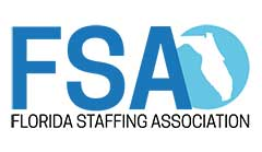 florida staffing association LOGO