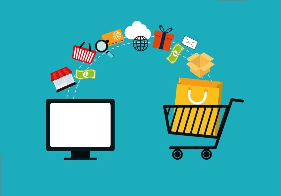 como funciona uma loja virtual
