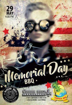 2017 Memorial Day BBQ