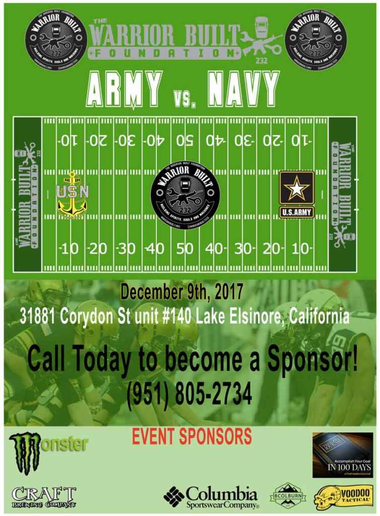 2017 Army vs Navy Game